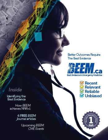 BEEM Promotional Samples - BEEM - Best Evidence in Emergency Medicine
